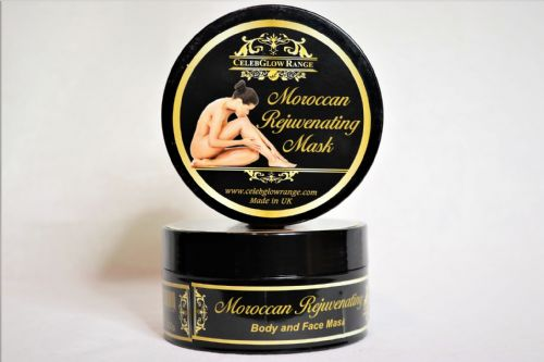 Moroccano Rejuvenating Face and Body Mask 200g
